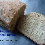 Handmade Oatmeal Bread soft delicious bread easily made by hand WITHOUT a bread machine