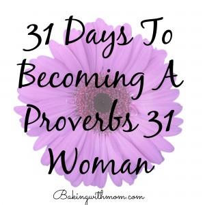 Proverbs 31 Woman eBook