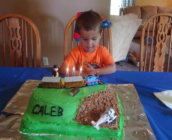 caleb cake