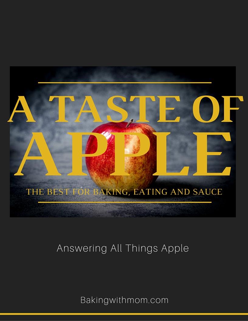 A Taste Of Apple