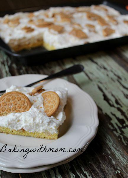 golden cookies and cream lemon bars