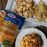 Bacon Cheese Ball recipe is a delicious and simple appetizer to make. #ad #NaturallyCheesy