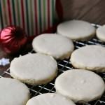 White Velvet Cookies recipe melts in mouth