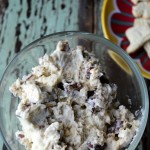 Snickers Cookie Dough Dip