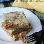 Butterscotch Cheesecake Bars recipe is a dessert with only a handful of ingredients. Made with butterscotch chips and cream cheese, this dessert will be requested over and over.