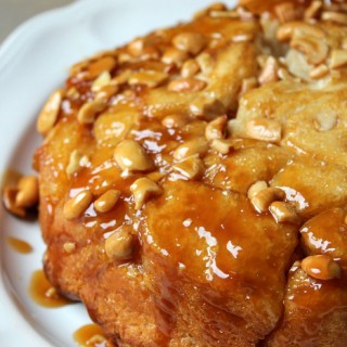 Easy Caramel Rolls are four ingredients to a delicious and easy breakfast or dessert treat.