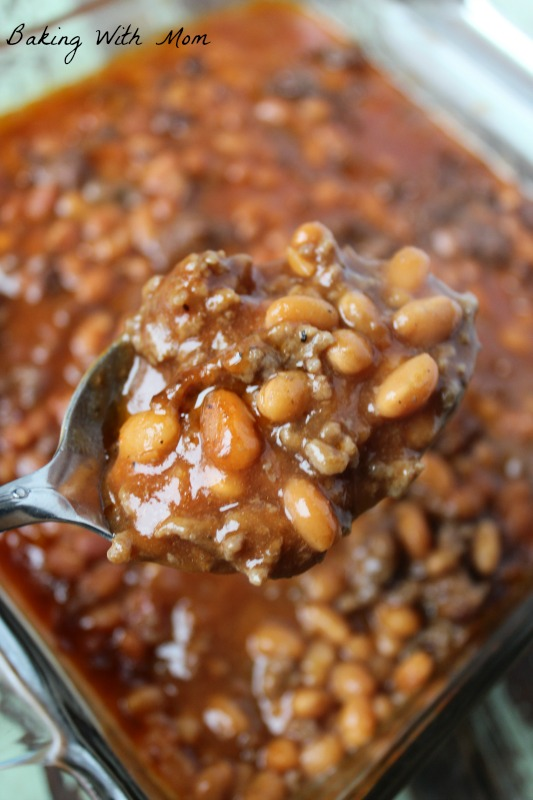 Best Baked Beans for BBQ, picnics and gatherings
