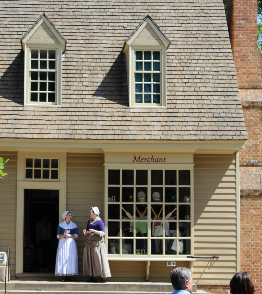 Williamsburg Virginia Vacation Tips