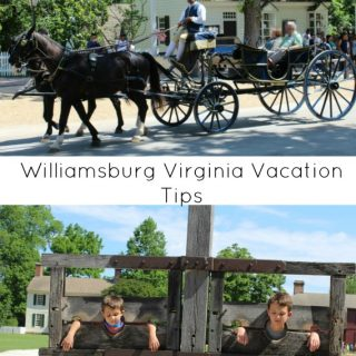 Williamsburg Virginia vacation tips great tips for your next family vacation to Williamsburg VA