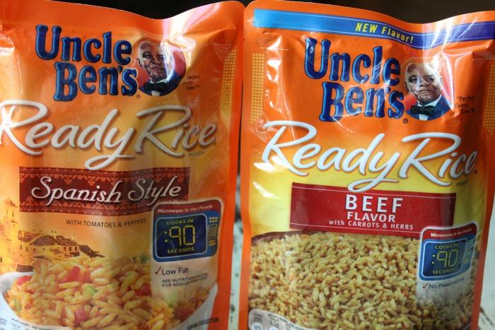 Rice Salsa Quesadilla #BensBeginners #UncleBensPromo #ad