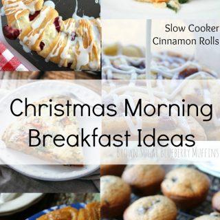 Christmas Morning Breakfast Ideas For Your Family Delicious breakfast rolls, breakfast casseroles and breakfast muffins for your Christmas morning