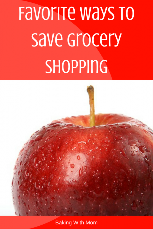 Favorite Ways To Save Groceries