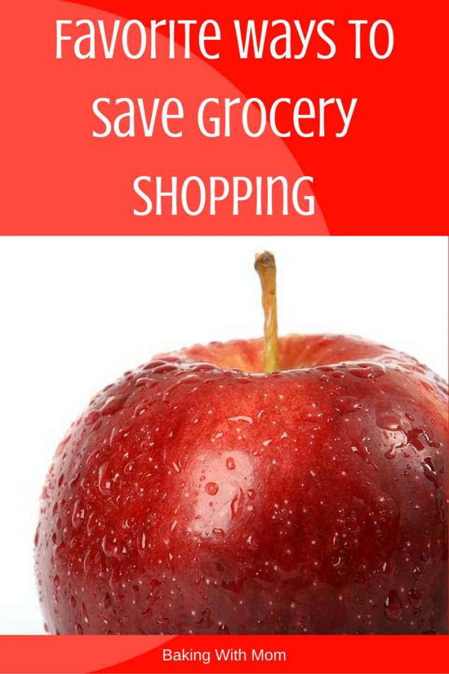 Favorite Ways To Save Groceries