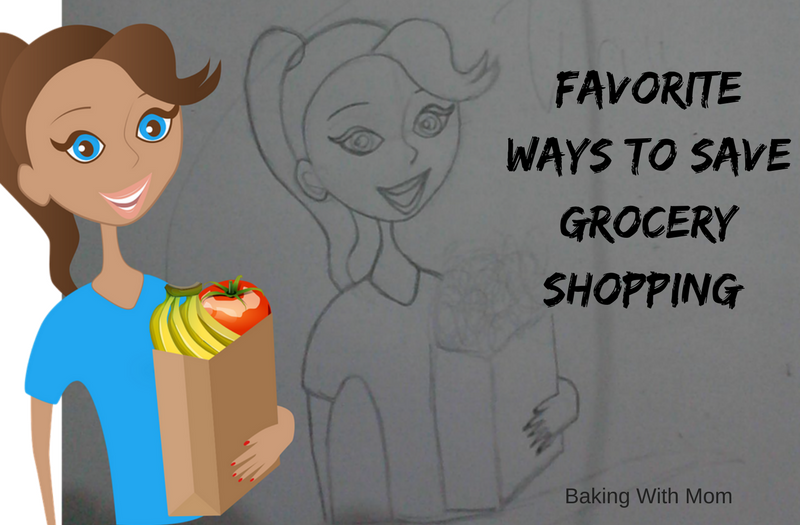 Favorite Ways To Save Grocery Shopping