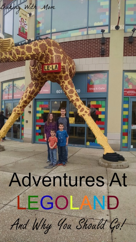 Legoland Discovery Center: Why You Should Go! - Baking With Mom