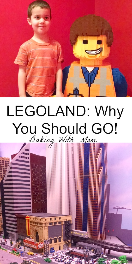 LEGOLAND Discovery Center: Why You Should Go and take your children. Family Fun Day Idea #ad