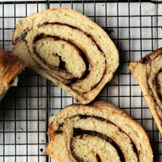 Cinnamon Brown Sugar Bread