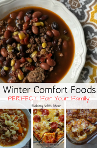 Winter Comfort Foods Perfect For Your Family