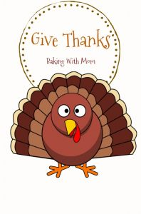 Happy Thanksgiving Many Blessings
