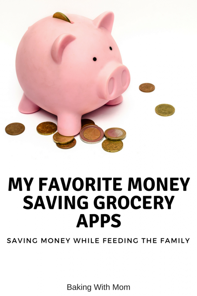 My Favorite Money Saving Grocery Apps