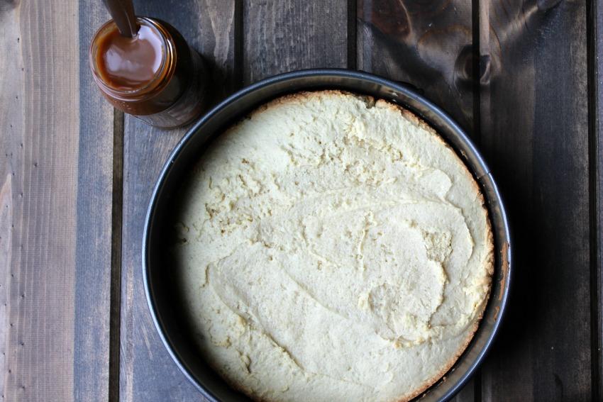 Sweet Cream White Velvet Ice Cream Cake