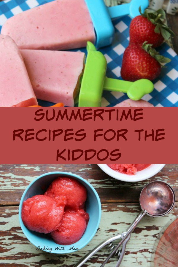 Summertime Meal Plan to feed those kiddos. Great recipe ideas to cut cost and feed hungry children #summer #food #recipes #moms