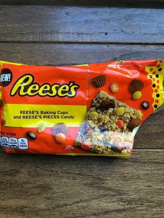 Bag of Reese's Mix